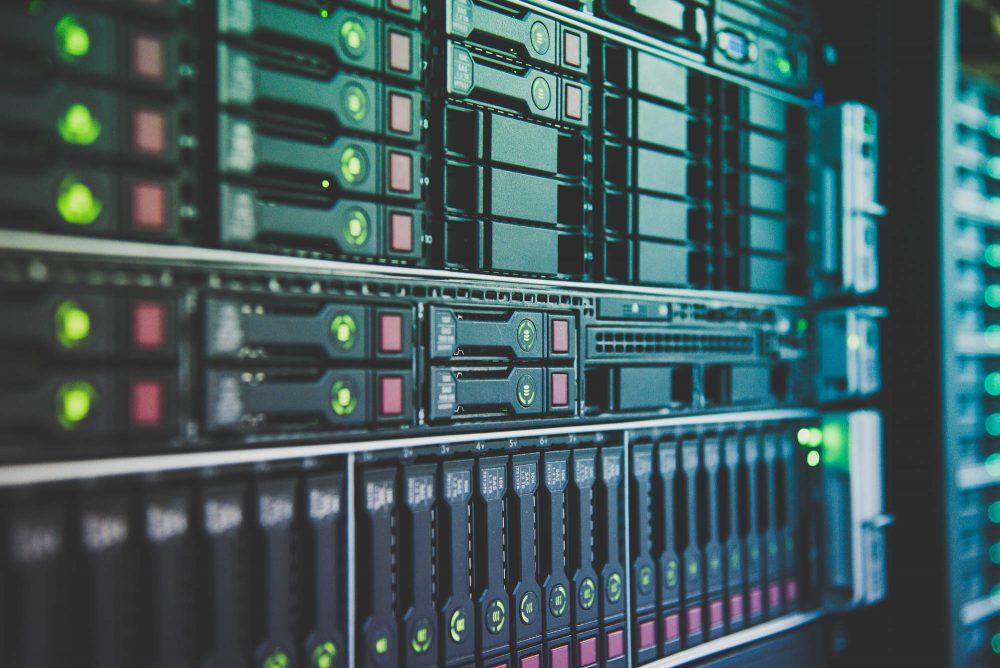 Primisys Home Page 1 – Servers
